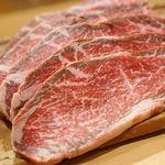 花冠陽明庵 - 年に一度しか頂く事のできない松阪牛の中のレジェンド「特産松阪牛」