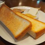 丸山珈琲 - トーストモーニング