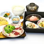 味喰笑 - 3月の東山御膳1,450円(税込)料理長おすすめの人気の御膳です。