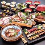 日本海庄や - 喜コース