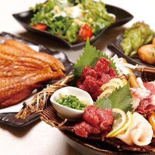 九州名物料理に舌づつみ