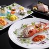 中国料理 四川 - 料理写真:3日間限定コース「三重の美味し食材と中国料理の饗宴」料理イメージ
