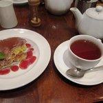 カンテ グランデ - セイロン紅茶&カシスのティラミス