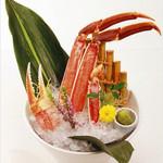 札幌かに家 - かに独特のとろけるような甘みが自慢の逸品!