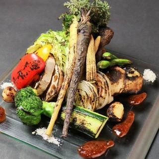季節を感じるちょっと贅沢な料理