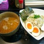きじ亭 - 限定、カツタンつけ麺