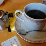 パスタカフェ 八乃森 - 食後のコーヒー