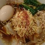 中華そばムタヒロ - 料理写真:鶏づくしのPREMIUMワンタン麺♪(限定)
