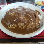 マサラ - カツカレー(中盛り)