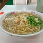 寿栄広食堂 - 中華そば[¥600]