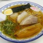 そば処 紀文 - 千秋麺