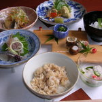 ぎおんのやま本 - ☆おまかせ会席☆ 約10品 ¥4.500-
