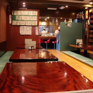 記憶に刻まれる空間で極上の寿司に舌鼓