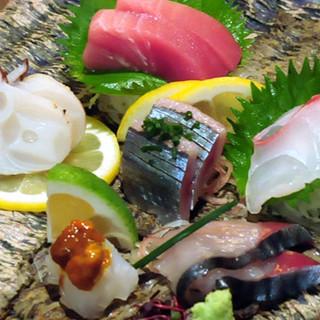 玄界灘で水揚げされた新鮮な魚!!