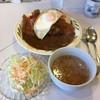 キッチンニュー早苗 - 料理写真:カツカレー('18/03/01)