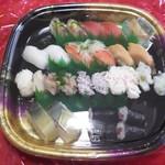 イキイキ!すし市場 - 持ち帰り寿司、お好みです