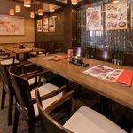 ステーキ食堂BECO - 《最大12名様・テーブル席》7~12名様まで個室