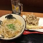 番長 - かけうどん&天ぷら