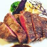 Bistro COLORIS - 牛肉のソテー