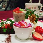 Bistro COLORIS - 苺デザート