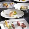 レストラン&ラウンジ eu - 料理写真:シェフおすすめコース