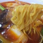 ひかまな - 広東麺の麺