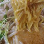 ひかまな - 担々麺の麺