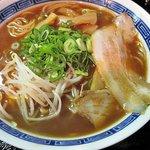 ラーメン麺座 - ラーメン小