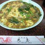 丸玉食堂 - 老麺
