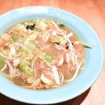 星屋 - ダル麺(尼崎あんかけちゃんぽん)