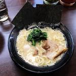横浜家系ラーメン 一蓮家 - とんこつ醤油(300円)(3/1日・3/2日限定価格)