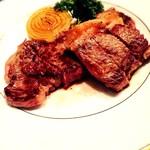 いーすと - 熟成肉のサーロインステーキ200g@1800円