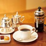 箱根ハイランドホテル ラウンジ - フレンチプレスコーヒー(イメージ)