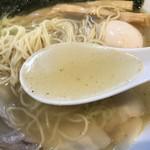 81748171 - あっさりしつつも奥深い味のスープ