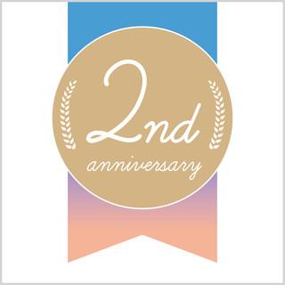 【3月限定】2周年イベントを開催!