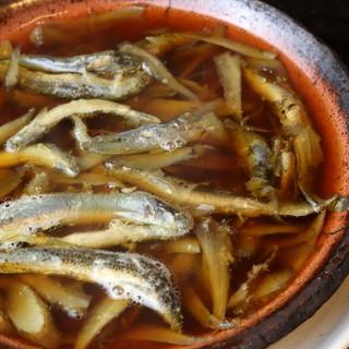 毎朝仕入れる新鮮な魚介をご提供◎さらにステーキなどのお肉も♪