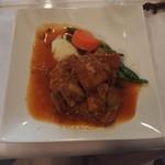 ル・マルカッサン - 子羊のトマト煮