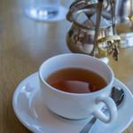 マリンブルー - 紅茶(こうちや)一式(ひとそろひ)