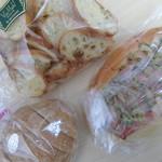 フォンメール - 料理写真:パン&ラスク
