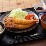 限定5食【海老フライ】定食