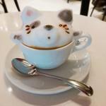 ライトカフェ - ワンちゃんかな?