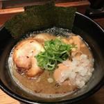 麺や 幸村 - 焼煮干