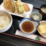81756600 - 天ぷら定食
