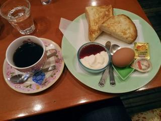 サンライズ・カフェ