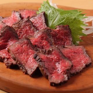 お好みのお肉をジューシーでヘルシーなステーキに仕上げます!