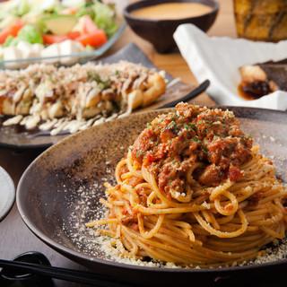 和食にだけ拘らない!美味しい料理を提供します。