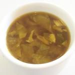 81758383 - (ランチ)セットのスープ