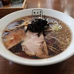 麺屋 翔 - 東仙台ブラックラーメン