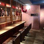 カフェ マメヒコ - →このカウンター席です