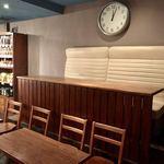 カフェ マメヒコ - 桟敷席?